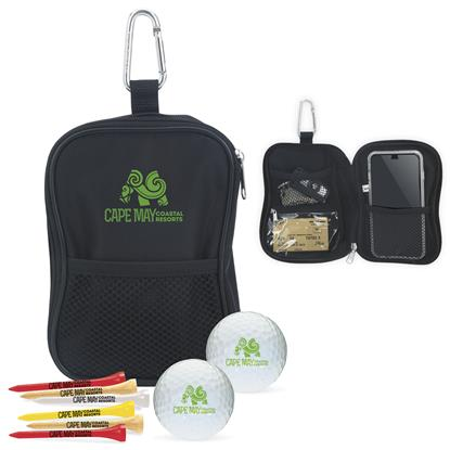 Picture of Valuables Pouch Golf Kit - Callaway® Warbird® 2.0