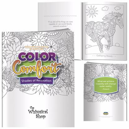 Picture of Adult Coloring Book - Shades of Relaxation (Animals)