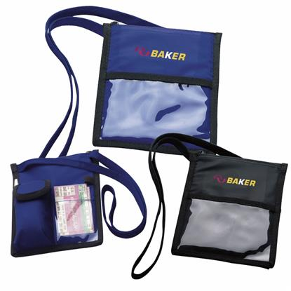 Picture of Neck Wallet with Lanyard