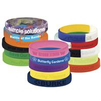 Picture of Silicone Awareness Wrist Band