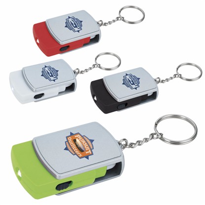 Picture of Swivel Tech Keychain