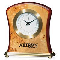 Picture of Burlwood Clock