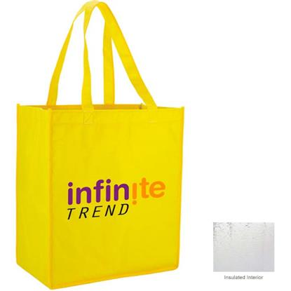 Picture of Regular Non-Woven Cooler Tote