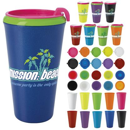 Picture of Multi-Color Infinity Tumbler—16 oz.