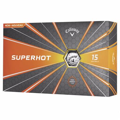 Picture of Callaway® SuperHot 15 ball pack