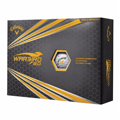 Picture of Callaway® Warbird® 2.0 Golf Ball Std Serv