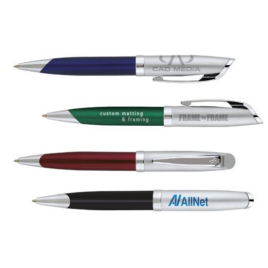 Picture of BIC® Tri-Tone Twist Pen