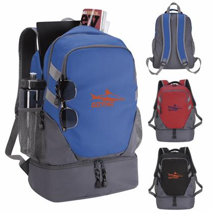 Picture of All Day Computer Backpack