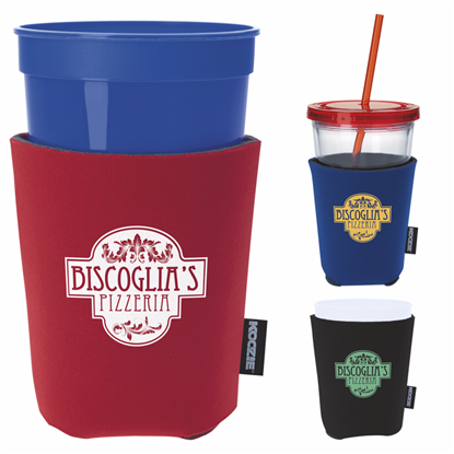 Picture of Koozie® Life's a Party Cup Kooler
