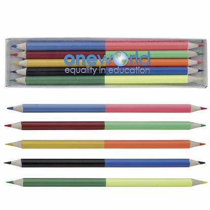 Picture of Grafitti Colored Pencil Set