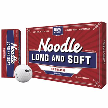 Picture of Noodle Long & Soft Golf Ball Std Serv