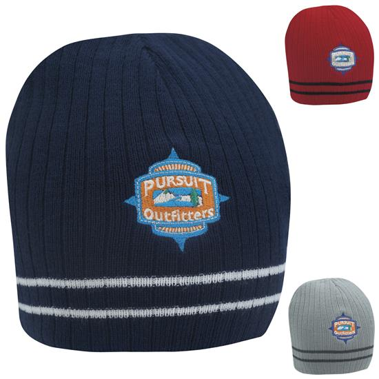 Picture of Double Stripe Beanie