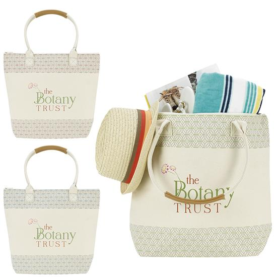 Picture of Countryside Cotton Tote