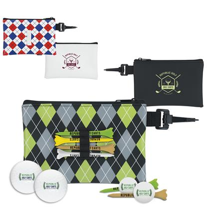Picture of Pattern Golf Pouch Event Kit - Callaway® Warbird® 2.0