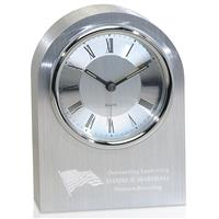 Picture of Silver Arch Clock