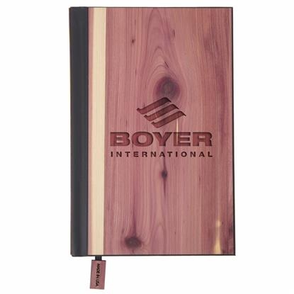 Picture of Woodchuck Cedar Classic Wood Journal