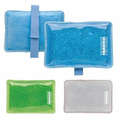 Picture of Plush Rectangular Hot Cold Pack