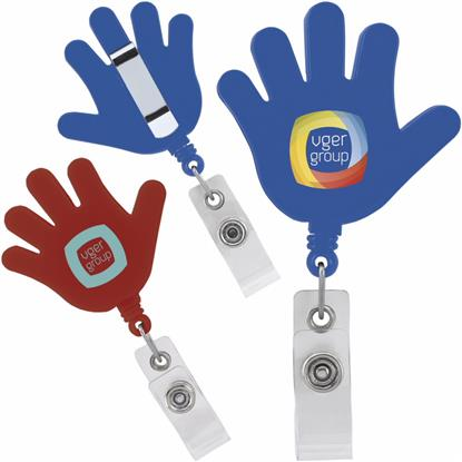 Picture of Hi Five Badge Holder