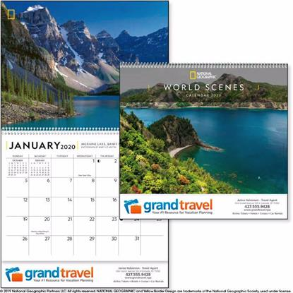 Picture of National Geographic World Scenes