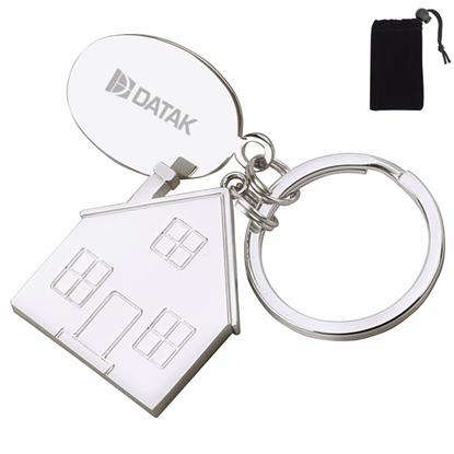 Picture of House Tag Keyholder