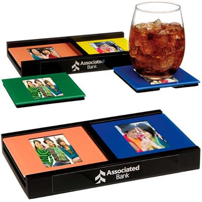 Picture of Photo Coaster Set