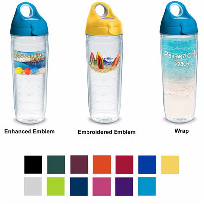 Picture of Tervis Classic Sport Bottle - 24 oz. - factory direct