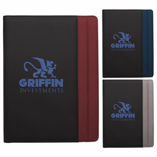 Picture of Vertical Stitch Padfolio