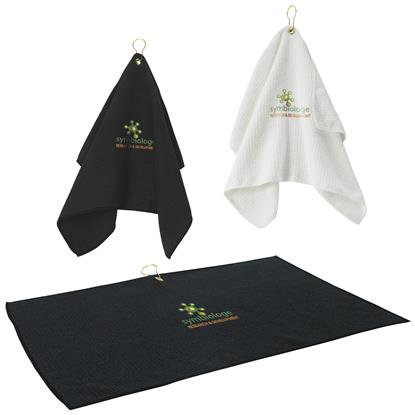 Picture of Golf Waffle Towel