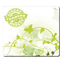 """Picture of BIC® 1/4"""" Fabric Surface Mouse Pad (7-1/2"""" x 8-1/2"""")"""