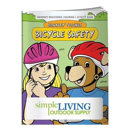 Picture of Coloring Book: Bicycle Safety