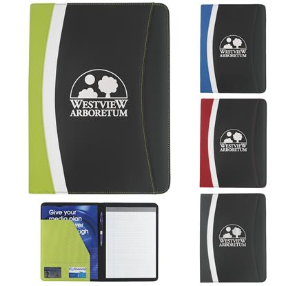 Picture of Color Curve Padfolio