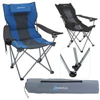 Picture of Premium Stripe Reclining Chair