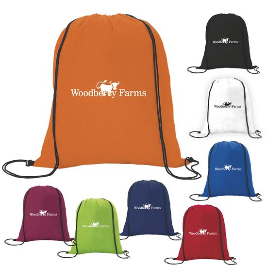 Picture of Non-Woven Drawstring Backpack