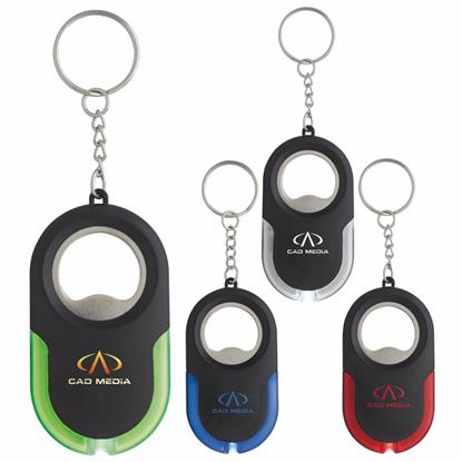 Picture of Eclipse Keylight with Bottle Opener