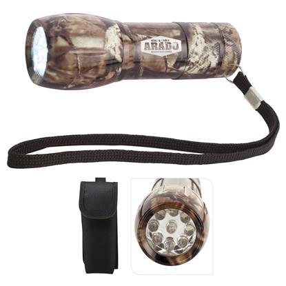 Picture of Mossy Oak® Camouflage Mini Aluminum LED Flashlight