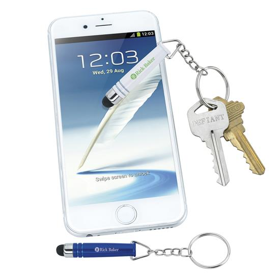Picture of Mini Stylus Keychain