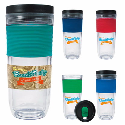 Picture of Refresh® Montello Travel Mug - 16 oz.