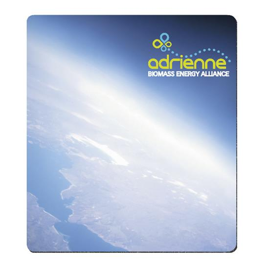 """Picture of BIC® 1/8"""" Firm Surface Mouse Pad (7-1/2"""" x 8-1/2"""")"""
