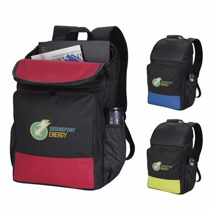 Picture of Color Splash Computer Backpack