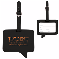 Picture of Text Luggage Tag