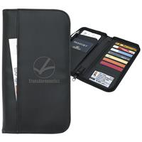 Picture of Travel Zippered Wallet