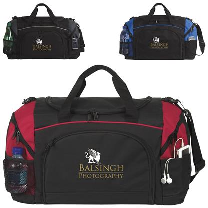 Picture of Perfect Score Duffel