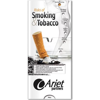 Picture of Pocket Slider: Risks of Smoking and Tobacco