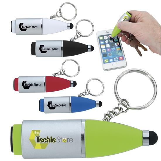 Picture of Twist Tech Keychain