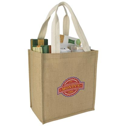 Picture of Jute Grocery Tote