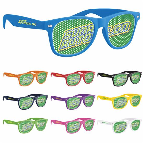 Picture of Retro Pinhole Sunglasses