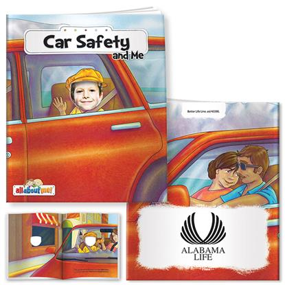 Picture of All About Me Book: Car Safety and Me