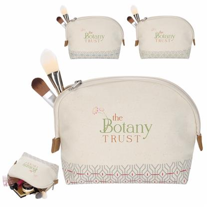 Picture of Countryside Cotton Cosmetic Bag