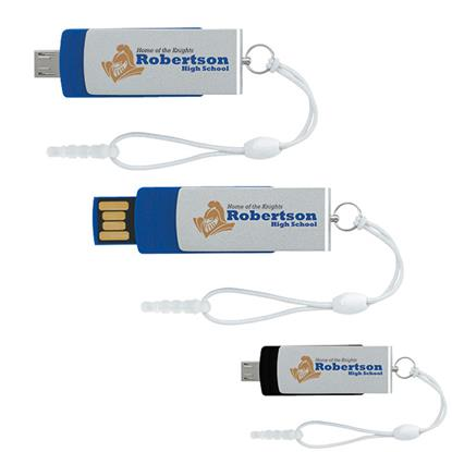 Picture of 1 GB Mini On The Go USB 2.0 Flash Drive