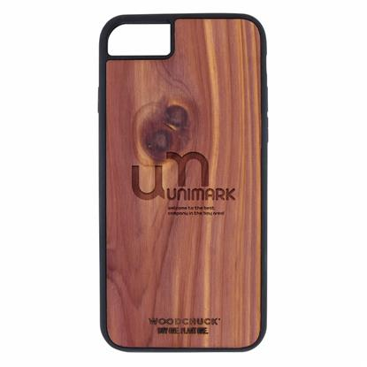 Picture of Cedar Wood Phone Case 6/6S Plus